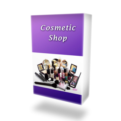 Cosmetic Shop