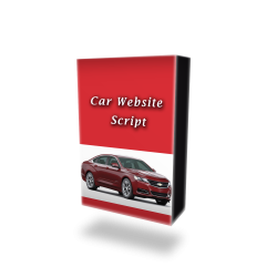 Car Website Script
