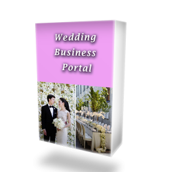 Wedding Business Portal